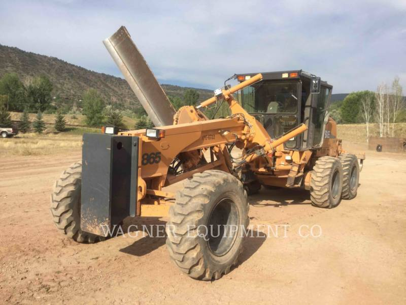 CASE MOTOR GRADERS 865 equipment  photo 5