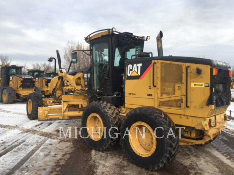CATERPILLAR MOTONIVELADORAS 140M AWDAG equipment  photo 4