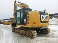 Caterpillar EXCAVATOARE PE ŞENILE 312EL equipment  photo 7