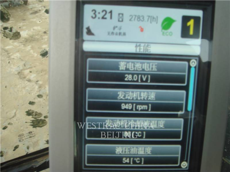 CATERPILLAR トラック油圧ショベル 326 D2 equipment  photo 5