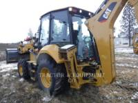 CATERPILLAR RETROEXCAVADORAS CARGADORAS 420F24ETCB equipment  photo 9
