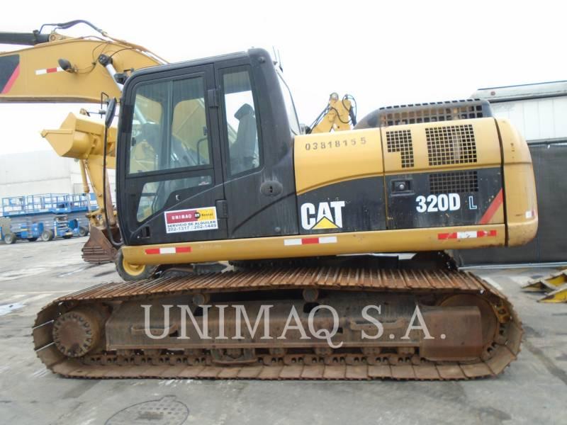 CATERPILLAR EXCAVADORAS DE CADENAS 320DL equipment  photo 3