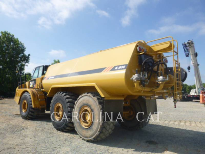 CATERPILLAR ARTICULATED TRUCKS 740B WT equipment  photo 3
