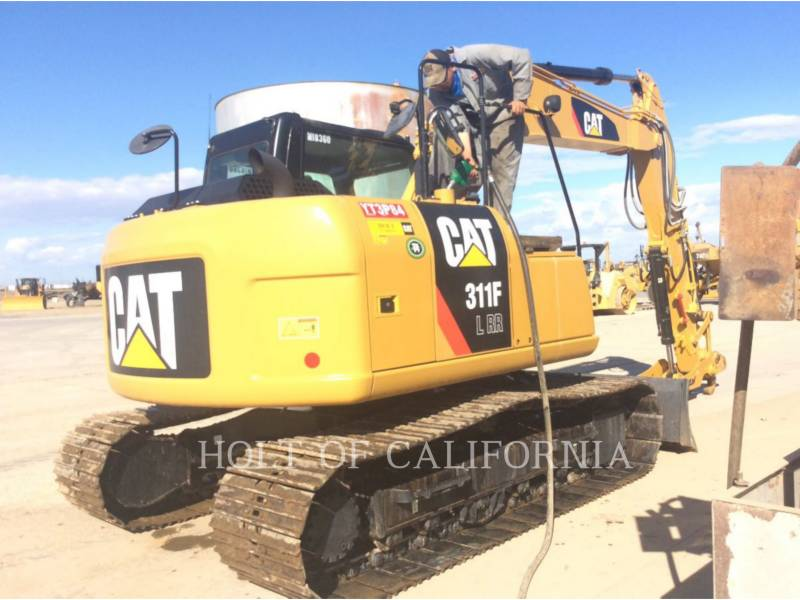 CATERPILLAR PELLES SUR CHAINES 311F RR equipment  photo 5