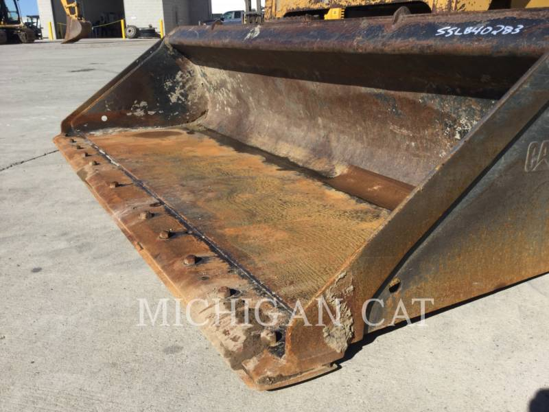 CATERPILLAR MULTI TERRAIN LOADERS 297C CHQ equipment  photo 9