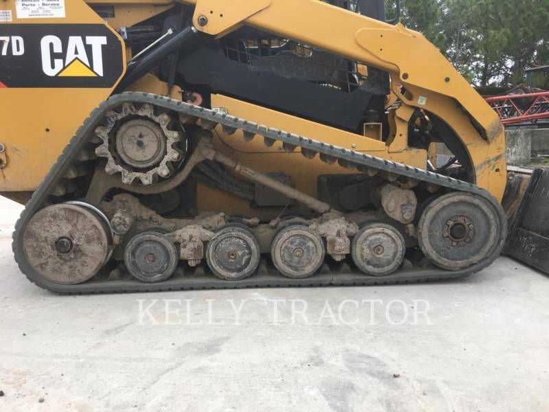 CATERPILLAR CARGADORES MULTITERRENO 287D equipment  photo 9