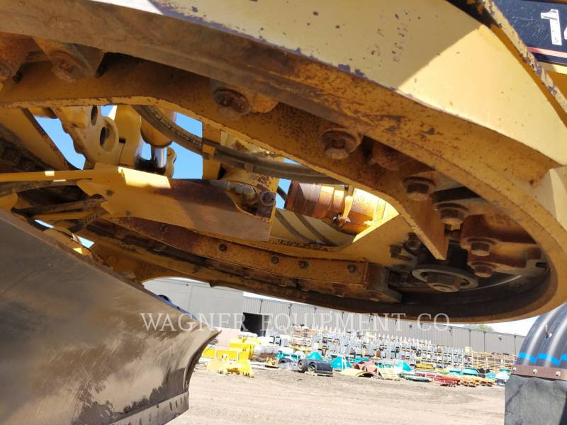 Caterpillar AUTOGREDERE 140HNA equipment  photo 21