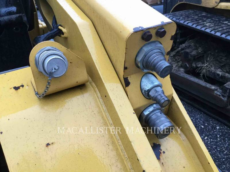 CATERPILLAR CARGADORES MULTITERRENO 289D equipment  photo 7