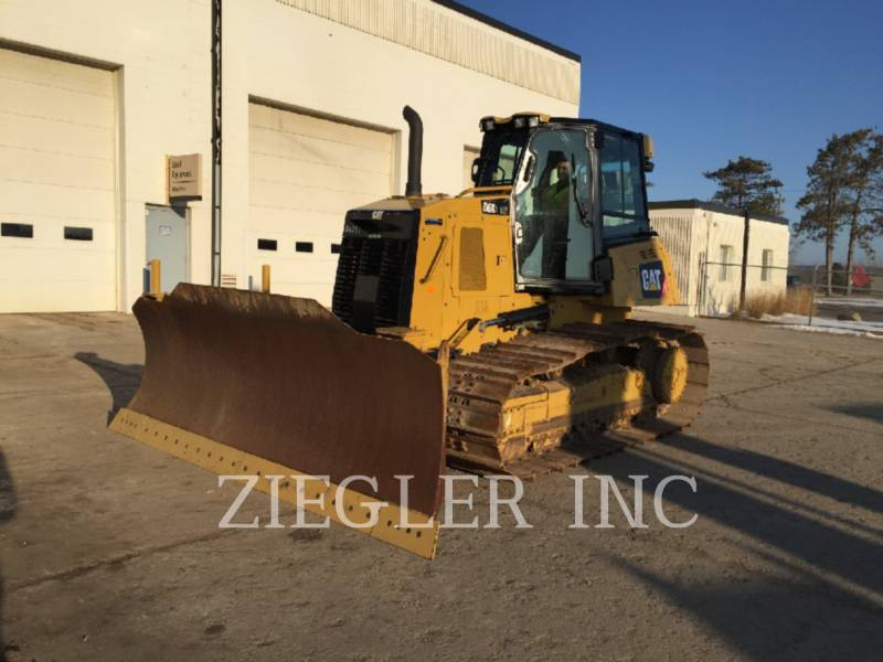 CATERPILLAR KETTENDOZER D6K2LGPA equipment  photo 4
