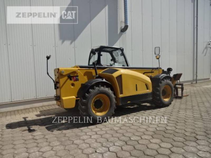CATERPILLAR CHARGEUR À BRAS TÉLESCOPIQUE TH414CGC equipment  photo 4