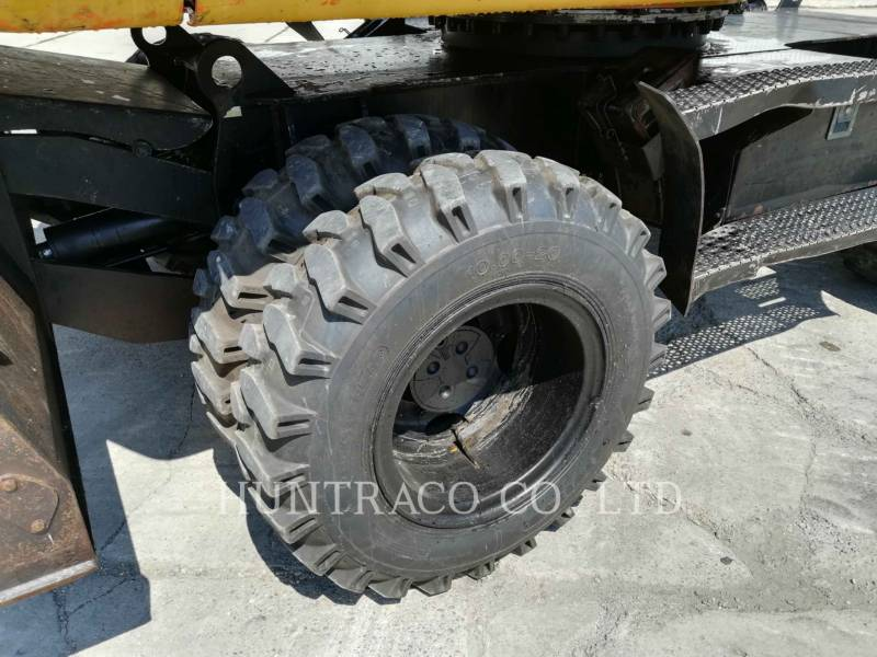 CATERPILLAR WHEEL EXCAVATORS M316C equipment  photo 17