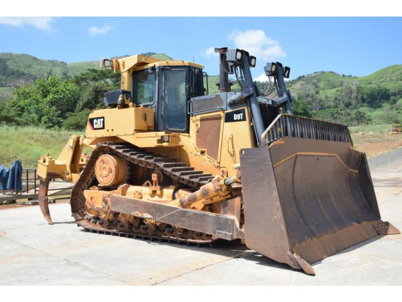 CATERPILLAR TRACTEURS SUR CHAINES D 9 T equipment  photo 2