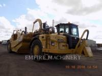 Equipment photo CATERPILLAR 627K CIĄGNIKOWE ZGARNIARKI KOŁOWE 1