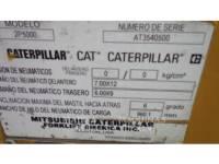 CATERPILLAR LIFT TRUCKS GABELSTAPLER 2P5000 equipment  photo 5