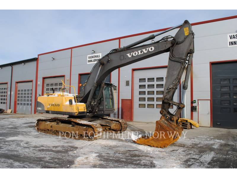 VOLVO ESCAVATORI CINGOLATI EC240NC equipment  photo 4