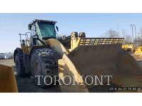 CATERPILLAR WHEEL LOADERS/INTEGRATED TOOLCARRIERS 982M equipment  photo 1