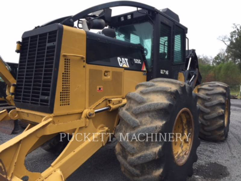CATERPILLAR EXPLOITATION FORESTIÈRE - DÉBARDEURS 525C DFVHP equipment  photo 1