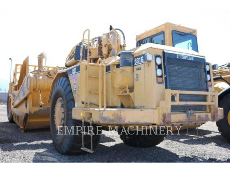 CATERPILLAR WHEEL TRACTOR SCRAPERS 631G equipment  photo 7