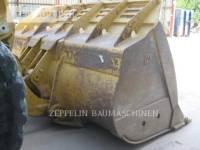 CATERPILLAR RADLADER/INDUSTRIE-RADLADER 980K equipment  photo 20