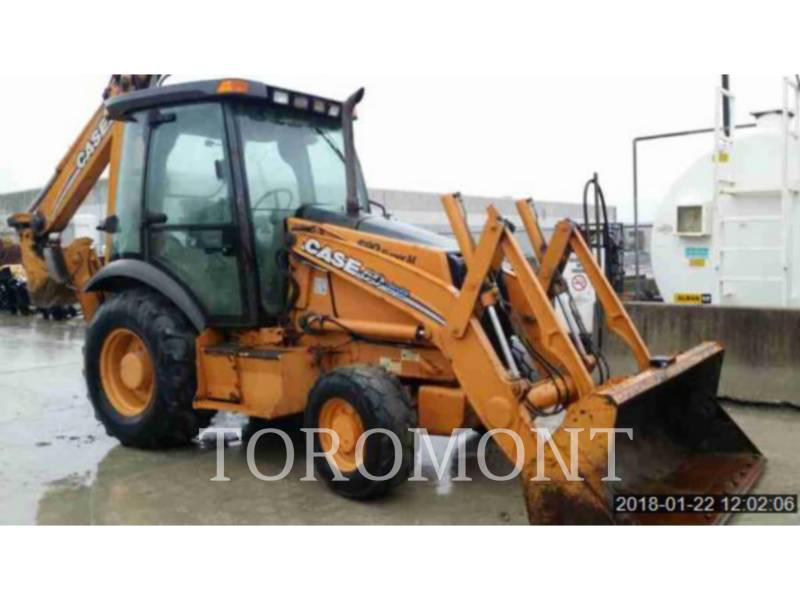 CASE/NEW HOLLAND バックホーローダ 580 equipment  photo 1