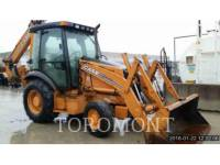 Equipment photo CASE/NEW HOLLAND 580 バックホーローダ 1