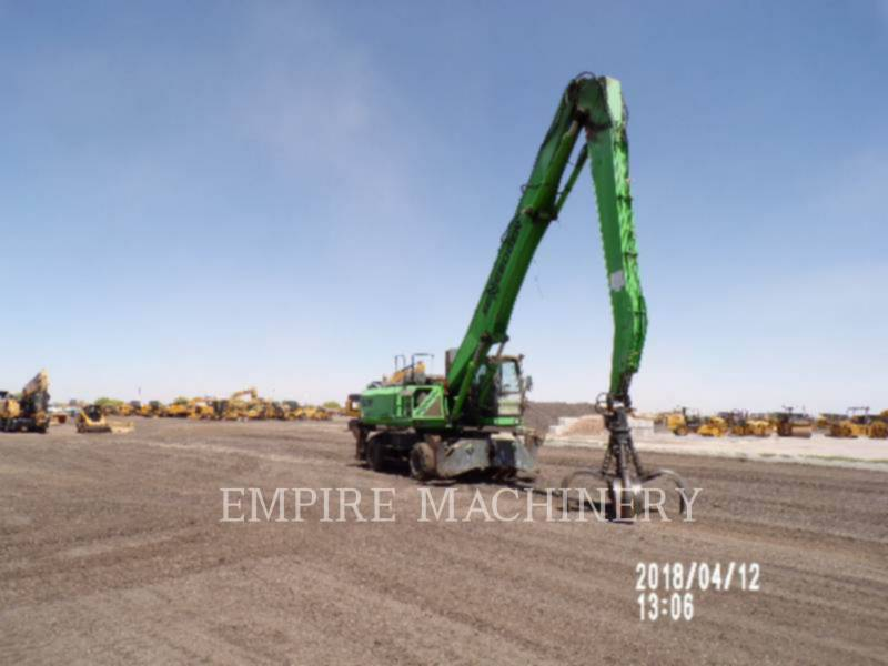 OTHER US MFGRS EXCAVADORAS DE CADENAS 835M equipment  photo 6