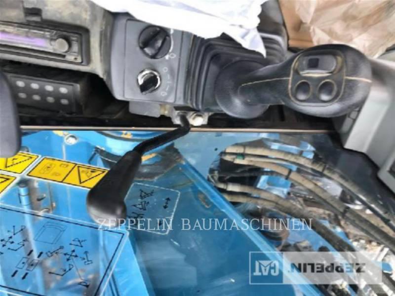 CATERPILLAR 履带式挖掘机 314DLCR equipment  photo 12