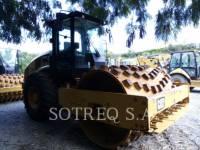CATERPILLAR COMPATTATORE A SINGOLO TAMBURO VIBRANTE LISCIO CS54BLRC equipment  photo 4