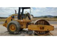 Equipment photo CATERPILLAR CS-533E COMPATTATORE A SINGOLO TAMBURO VIBRANTE LISCIO 1