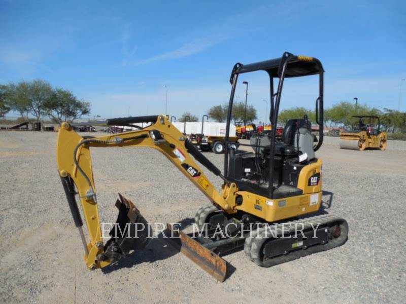 CATERPILLAR TRACK EXCAVATORS 301.7DCR equipment  photo 4