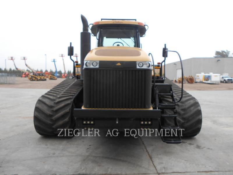 AGCO-CHALLENGER LANDWIRTSCHAFTSTRAKTOREN MT865C equipment  photo 4