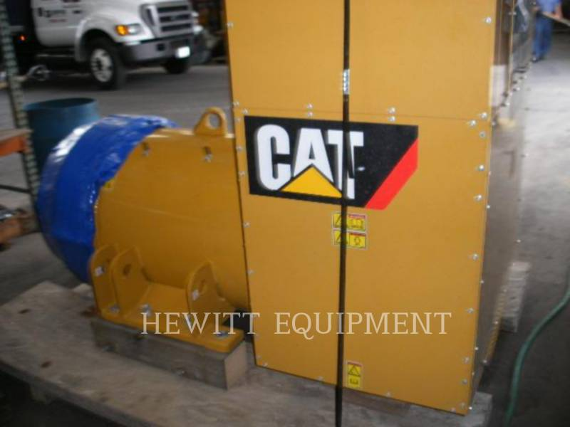 CATERPILLAR SYSTEMS COMPONENTS SR5 910KW 600 V equipment  photo 3
