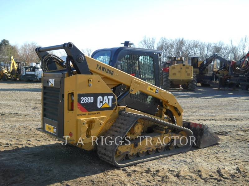 CATERPILLAR CHARGEURS TOUT TERRAIN 289D AH equipment  photo 4