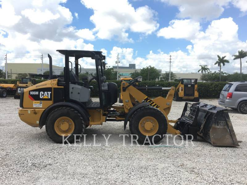 CATERPILLAR WHEEL LOADERS/INTEGRATED TOOLCARRIERS 906M equipment  photo 6