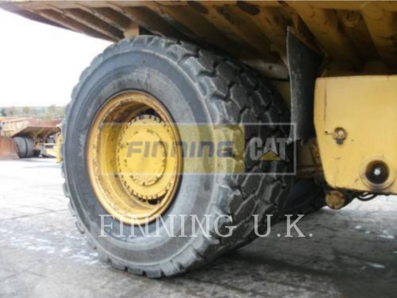 CATERPILLAR OFF HIGHWAY TRUCKS 777D equipment  photo 8