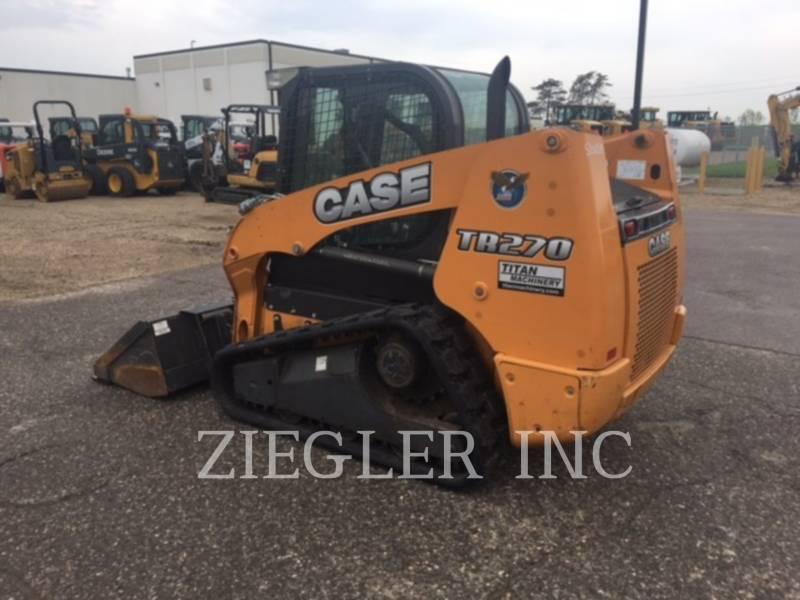 CASE/NEW HOLLAND CARGADORES MULTITERRENO TR270 equipment  photo 3