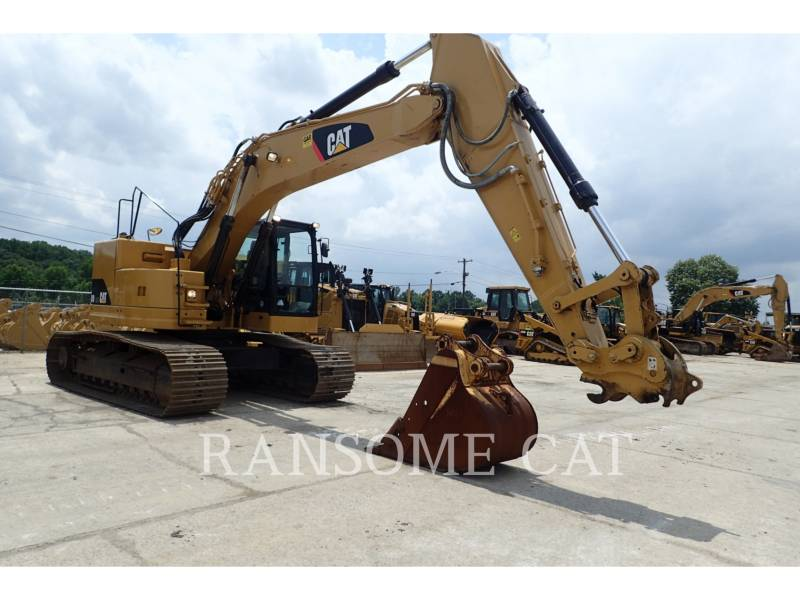 CATERPILLAR TRACK EXCAVATORS 328DLCR equipment  photo 6