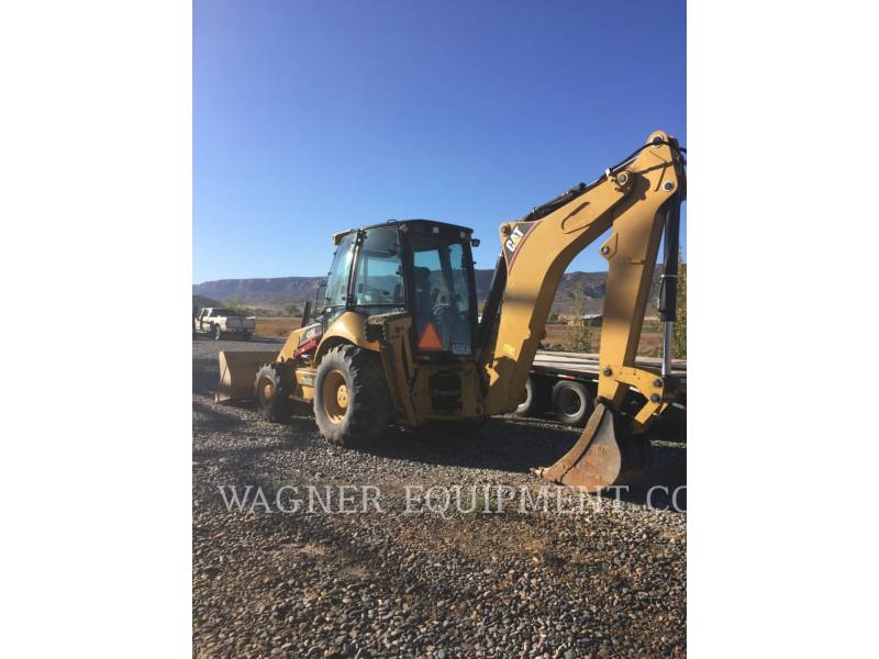 CATERPILLAR RETROEXCAVADORAS CARGADORAS 430E 4WD equipment  photo 2