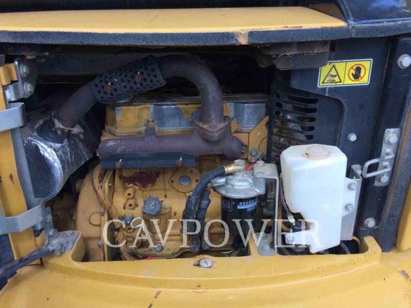 CATERPILLAR TRACK EXCAVATORS 305DCR equipment  photo 10