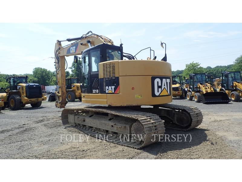 CATERPILLAR TRACK EXCAVATORS 321DLCR equipment  photo 3