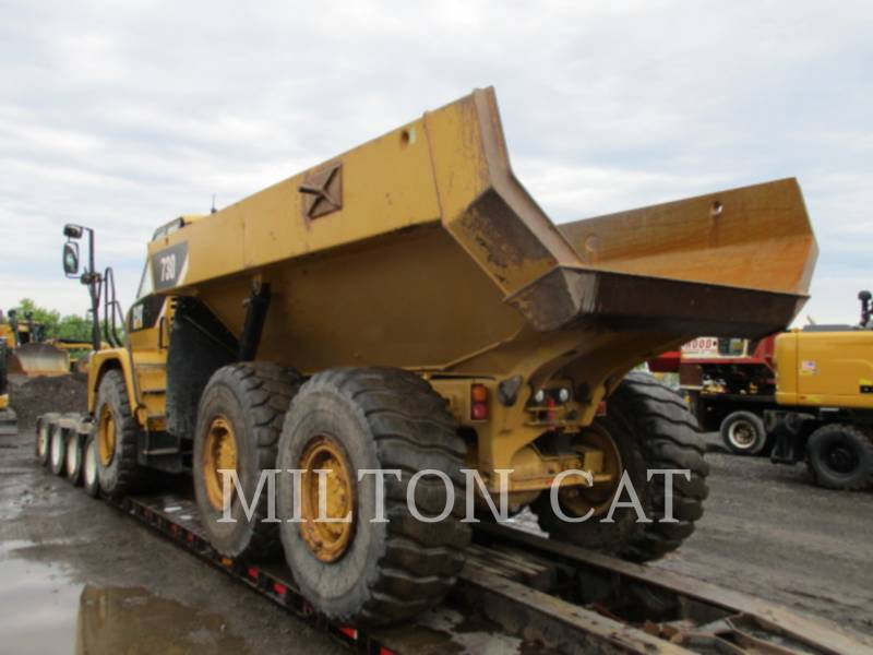Caterpillar CAMIOANE ARTICULATE 730 equipment  photo 4