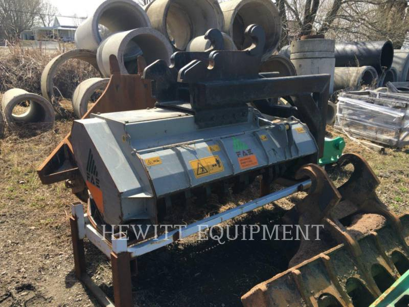 FAE GRINDING EQUIPMENT BRUSH CUTTER, INDUSTRIAL, OTHER UML/HY 150 equipment  photo 2
