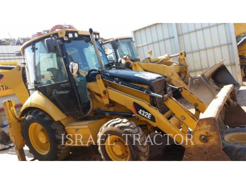 CAT TRADE-IN BACKHOE LOADERS 432E equipment  photo 1