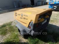 Equipment photo ATLAS-COPCO 185CFM LUFTKOMPRESSOR 1
