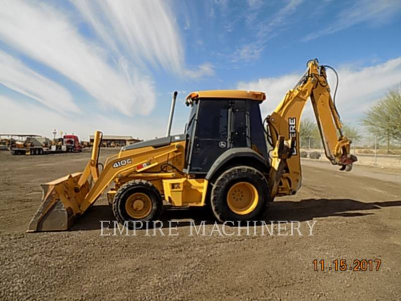 JOHN DEERE BAGGERLADER 410G equipment  photo 2