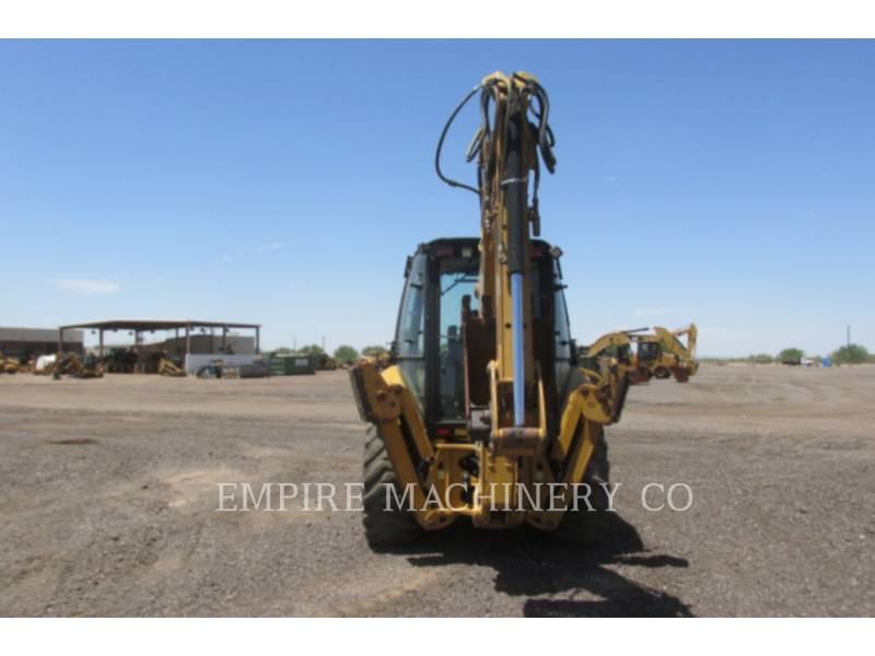 CATERPILLAR CHARGEUSES-PELLETEUSES 420F 4EC P equipment  photo 8