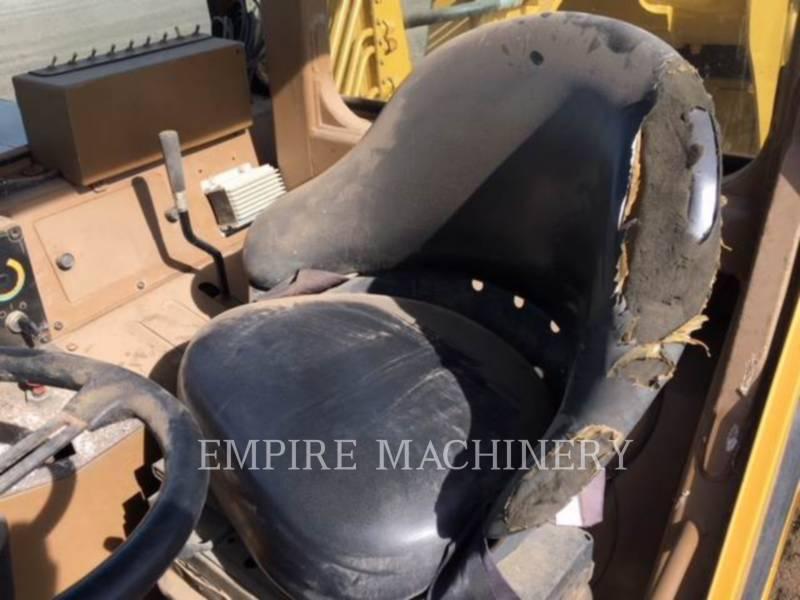 CATERPILLAR MOTOESCREPAS 613C equipment  photo 8