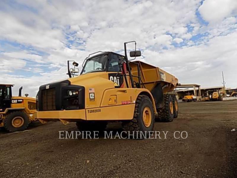 CATERPILLAR OFF HIGHWAY TRUCKS 740B TG equipment  photo 4