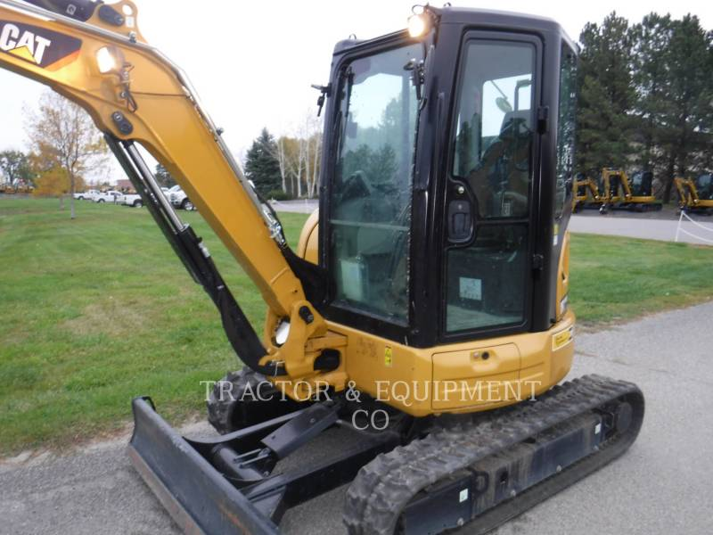 CATERPILLAR TRACK EXCAVATORS 303.5E2CRB equipment  photo 3
