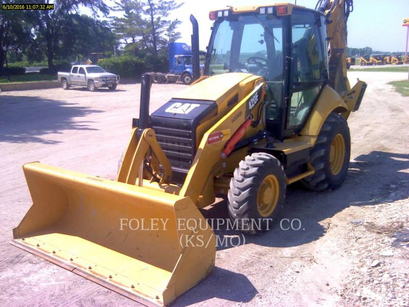 CATERPILLAR バックホーローダ 420F equipment  photo 2